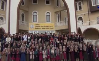 Öğrencilerden Anlamlı Video Klip