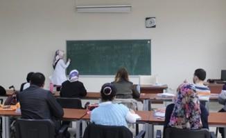 Engelli memur adaylarına ücretsiz EKPSS kursu