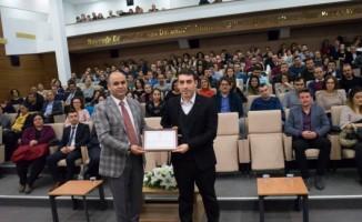 Mühendis Yazar Buğra Ayan, Öğretmenler İle Bir Araya Geldi