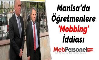 Manisa'da Öğretmenlere 'Mobbing' İddiası