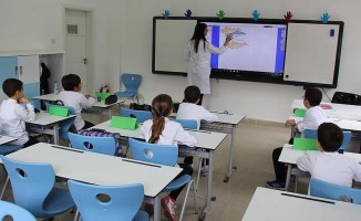Maarif Vakfının  okul sayısı 108