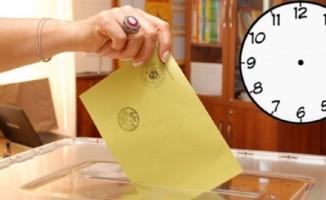 YSK oy kullanma saatlerini değiştirdi