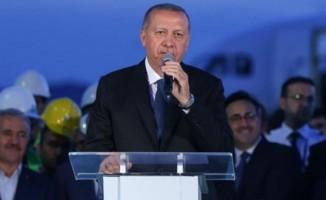 Cumhurbaşkanı Erdoğan: 100 bin kişiyi istidam edeceğiz