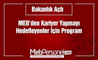 MEB'den kariyer yapmayı hedefleyenler için kahve eğitim programı