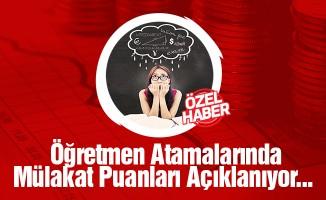 Öğretmen Atama Mülakatlarının Açıklanması Bekleniyor