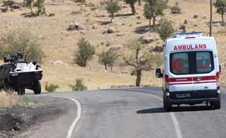 Şırnak'ta patlama: 1 şehit, 2 asker yaralı