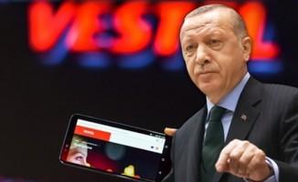 Erdoğan'ın konuşmasından sonra değeri yüzde 7 arttı