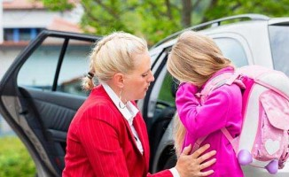 Okula uyum sürecinde aileye büyük görev