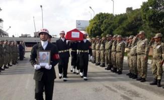 Bedelli asker, kalp krizinden hayatını kaybetti