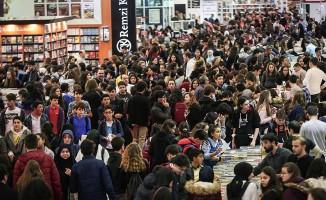 37. Uluslararası İstanbul Kitap Fuarı'nı 611 bin 444 kişi ziyaret etti