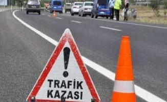 Adıyaman'da devrilen otomobildeki 4 öğretmen yaralandı