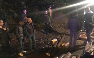 Zonguldak'ta maden ocağında patlama: 3 işçi mahsur kaldı