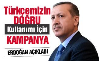 Türkçenin Doğru Kullanımı İçin Kampanya Başlatılıyor