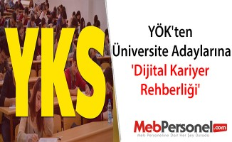 YÖK'ten üniversite adaylarına 'dijital kariyer rehberliği'