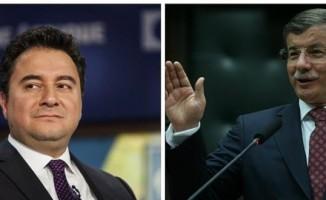 Babacan, Davutoğlu ve hükümet üyeleri ilk kez bir arada