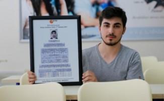 YKS Eşit Ağırlık Türkiye birincisinin hedefi
