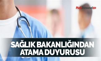 Sağlık Bakanlığından Atama Duyurusu Geldi!