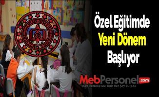 Özel Gereksinimli Çocukların Eğitiminde Yeni Dönem