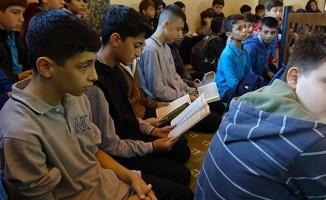 Minik öğrencilerden orduya Fetih süreli destek