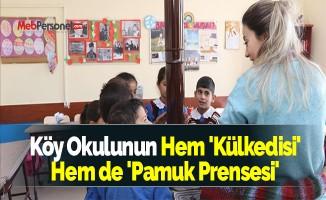 Köy Okulunun Hem 'Külkedisi' Hem de 'Pamuk Prensesi'