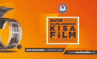 Eğitim-Bir-Sen'in Eğitim temalı 6. uluslararası kısa film yarışması başladı
