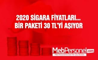 Ocak 2020'de Sigaraya Büyük Zam Gelecek İddiası