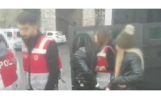 Polise rüşvet teklif eden 2 şüpheli tutuklandı