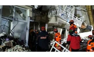 AFAD: Depremde ölenlerin sayısı 20'ye yükseldi
