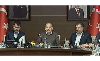 'Ağır hasarlı ve yıkılacak evler için 41 bin lira verilecek'
