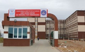 Bakanlıktan 'Hassa Hatun Kız Öğrenci Yurdu' açıklaması