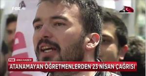 Atama Bekleyen Öğretmenlerin, Atama Feryadı (Video)