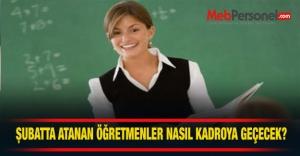 Atanan 15 Bin Aday Öğretmen Nasıl...