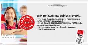 CHP#039;nin, Öğretmenlerle İlgili Seçim Vaatleri