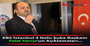 EBS İstanbul 4 Nolu...
