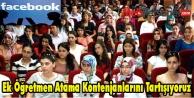 Ek Öğretmen Atama Kontenjanlarını Tartışıyoruz
