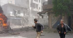 İdlib#039;e klor gazlı saldırı