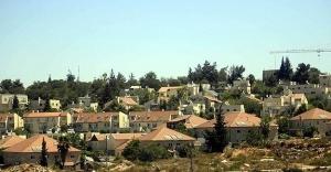 İsrail Doğu Kudüs'te yeni yerleşim...