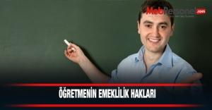 Öğretmenlerin Emeklilik Hakları
