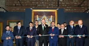 Sergiyi Cumhurbaşkanı Erdoğan açtı