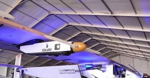 Solar Impulse 2 Çin#039;e indi