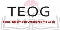 TEOG Yerleştirme Sonuçları 22 Ağustos Oges Meb
