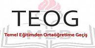 Teog Yerleştirme Sonuçları Sayfası Ekranı Oges MEB 22 Ağustos