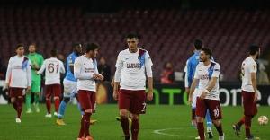 Trabzonspor Avrupa#039;ya veda etti