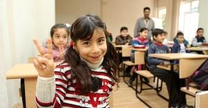 Okullu olan Suriyeli ve Iraklı çocuk sayısı artıyor