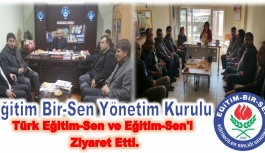 Eğitim Bir-Sen den Türk Eğitim-Sen ve...