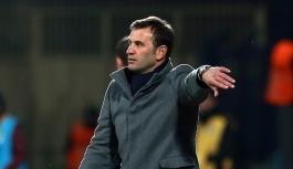 Sivasspor'da teknik direktör Buruk istifa...