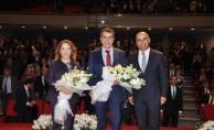 Mili Eğitim Bakanlığı Müsteşarı Doç. Dr. Yusuf Tekin İzmirli Eğitim Yöneticileri ile Bir Araya Geldi
