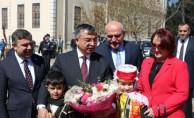 Milli Eğitim Bakanı Sayın İsmet YILMAZ Sinop'u Ziyaret Etti