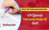 TEOG'da 479 Öğrenciyi 'Hormonlu Notlar Mı' Eledi?
