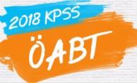 2018 ÖABT (Alan Sınavı)  Soruları Ve Cevapları